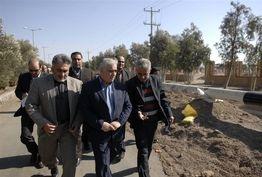 گازرسانی به شهر شوسف در دستور کار قرار میگیرد