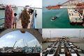 از جابجایی 64میلیون تن کالا  تا ترابری ایمن 12.4 میلیون نفر سفر دریایی