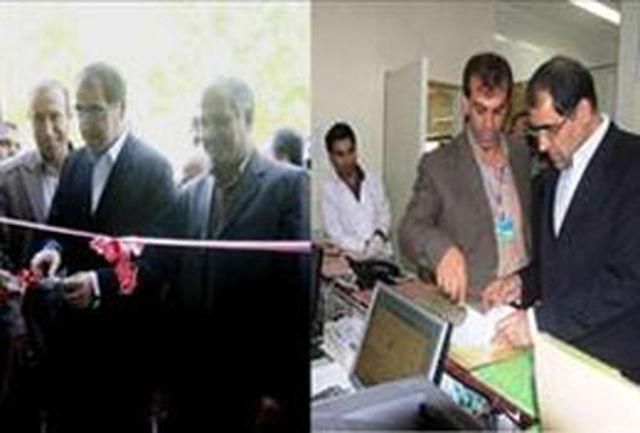 دو طرح درمانی در ایلام توسط وزیر بهداشت به بهرهبرداری رسید