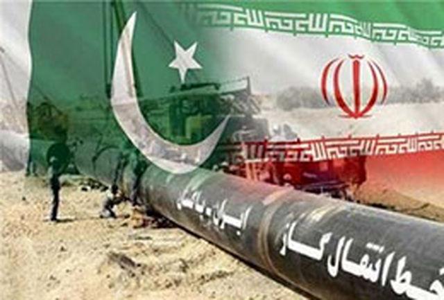 تداوم پروژه خط انتقال گاز ایران به پاکستان