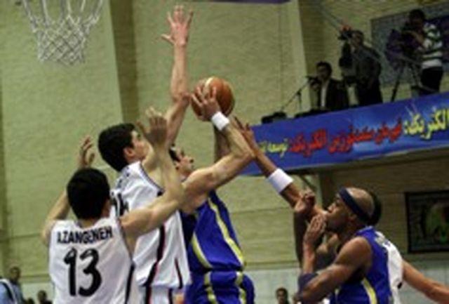حضور 3 مدرس بین المللی بسکتبال در تهران