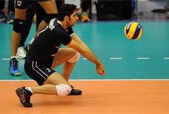 والیبالیست ایرانی لژیونر شد