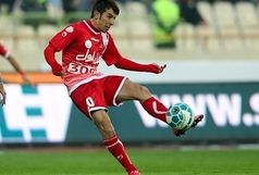 احمدزاده به تمرین برگشت
