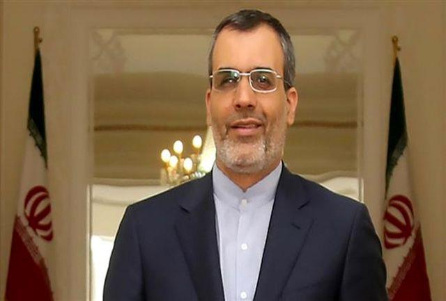 قائم مقام وزیر خارجه سوریه به تهران سفر میکند