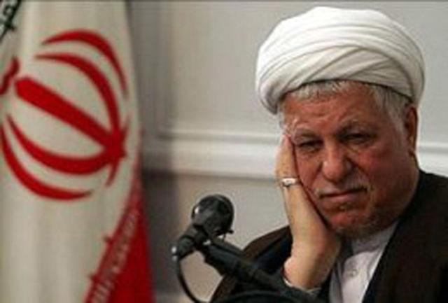 احوالپرسی رییس مجمع تشخیص مصلحت نظام از امام جماعت مسجد شیعیان مدینه