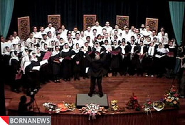 دیدار رهبر كر دفتر موسیقی با رایزن فرهنگی ایران در آذربایجان