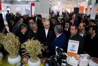 بازدید وزیر اقتصاد جمهورى آذربایجان از محل دائمى نمایشگاه توانمندى هاى استان آذربایجان غربى