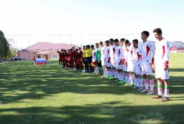 نوجوانان به مصاف عمان میروند