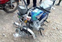 2 کشته در پی واژگونی موتورسیکلت در بروجن