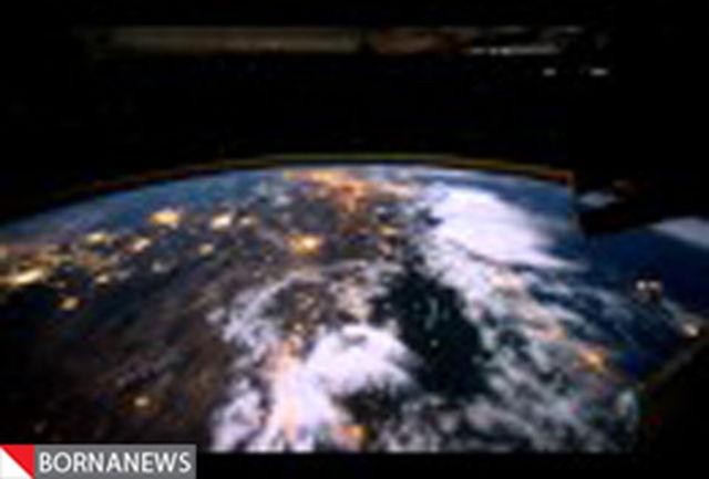 تماشای زمین در 60 ثانیه از فضا+فیلم