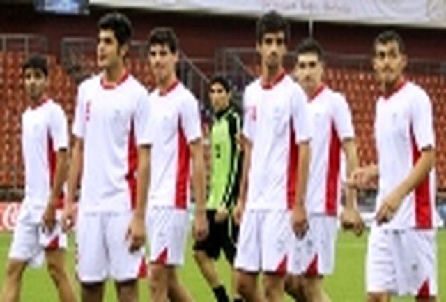 پنج سپاهانی در تیم ملی فوتبال جوانان ایران
