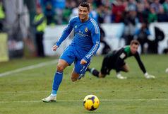 باشگاه بزرگ ایتالیایی در کمین کریستیانو رونالدو!