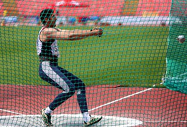 کاوه موسوی با شکستن رکورد ملّی با شایستگی المپیکی شد