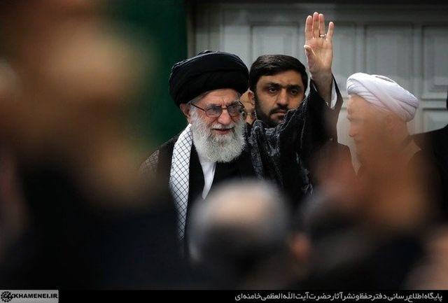 مراسم عزاداری اربعین حسینی با حضور هیئتهای دانشجویی