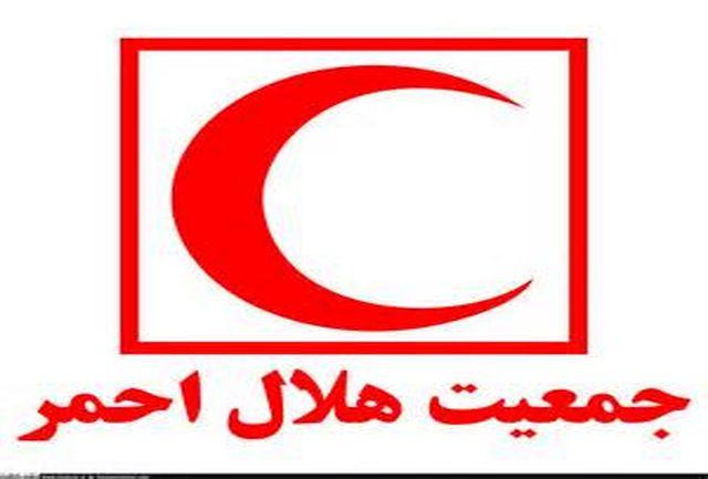 رئیس جمعیت هلال احمر از مناطق زلزله زده بوشکان بازدید کرد