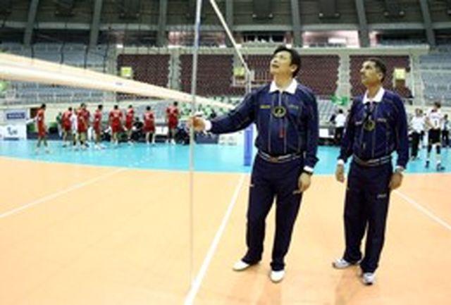 کارنامه قابل قبول داور ایرانی در رقابتهای جهانی والیبال