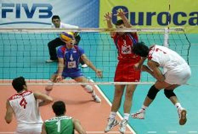 اشتباهات داوری پیروزی را از والیبالیست های ایران گرفت