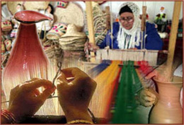 صنایع دستی در کاخ نیاوران به نمایش در می آید