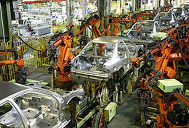افزایش 2 برابری تولید خودرو از سال 84 تاکنون