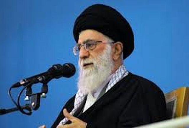 رهبر معظم انقلاب: تحریمهای غیرمنطقی غرب، وحشیانه است