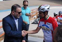 ظرفیت پیست ثامن الائمه (ع) برای تبدیل شدن به پایگاه قهرمانی دوچرخه سواری