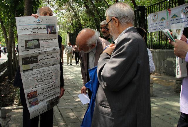 اطلاعیه روابط عمومی فرمانداری شهرستان اهواز به مدیران روزنامه ها و نشریات