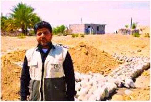 شروع به کار ساخت ۳۸ واحد مسکونی نیازمندان توسط بسیج سازندگی میناب