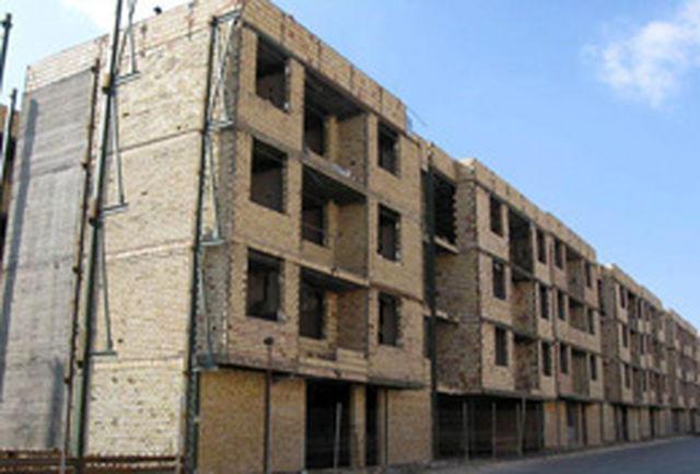 ساخت مسكن محرومین مصوب سفر رهبر فرزانه انقلاب