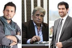 شهاب حسینی و حامدبهداد برای محرم خواندند