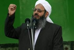 پیام تسلیت مولانا عبدالحمید به احمدینژاد