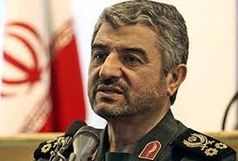 تشکر سردار جعفری از حمایتهای دولت در تقویت بنیه دفاعی و مبارزه با تروریسم