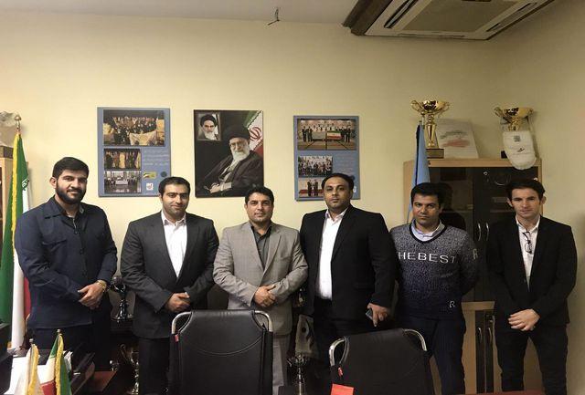پیام نور، نماینده باشگاههای ایران در لیگ جهانی کاراته