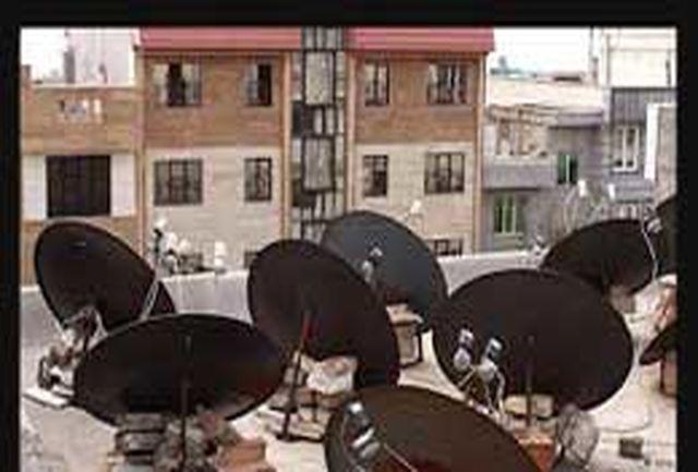 ۱۳۰ دستگاه ماهواره داوطلبانه به بسیجیان ناحیه ملکشاهی تحویل داد شد