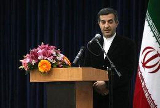 کشورهای اسلامی باید پرچم صلح جهانی را به اهتزاز در آورند