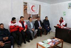 افتتاح اولین خانه هلال استان گیلان در روستای سنگاچین شهرستان بندرانزلی