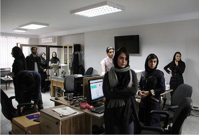 بازدید معاون وزیر ورزش و جوانان از ساختمان جدید خبرگزاری برنا