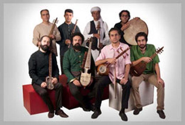 کنسرت گروه خنیاگران «زُروان» برگزار می شود