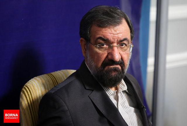واکنش محسن رضایی به عدم پخش زنده مناظرات انتخاباتی
