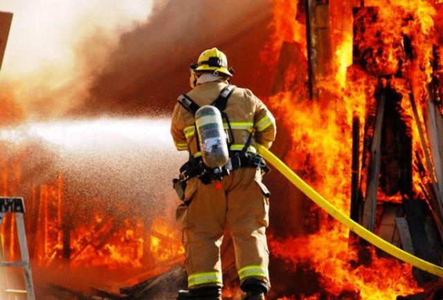 ترکیبات مواد شیمیایی، کارگاه تولید مواد شوینده خودرو را به آتش کشید