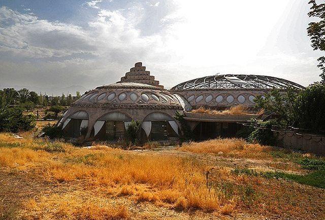 آغاز پروژه بازسازی محوطه کاخ اشرف