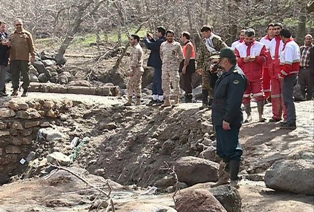 تعداد تلفات سیل آذربایجان شرقی به 37 تن رسید/ شناسایی یک جسد دیگر
