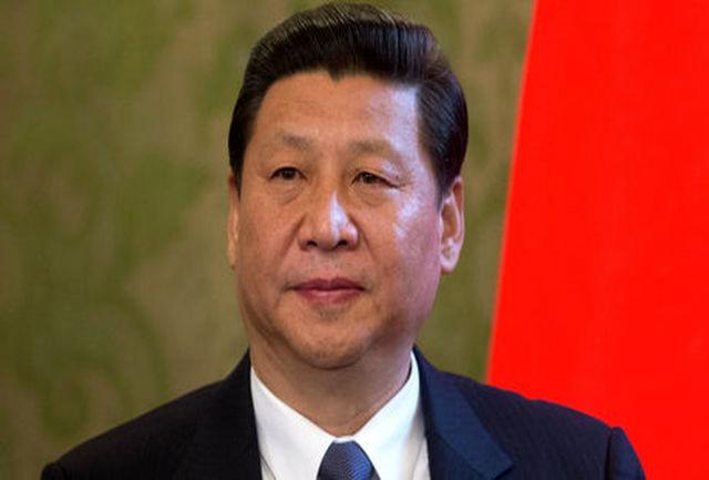 با صدور پیامی؛ رئیسجمهوری چین به حسن روحانی تسلیت گفت
