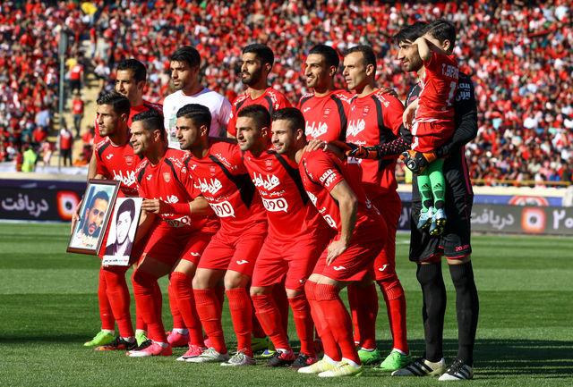 تیم برانکو برای بازی با سبزهای اصفهان چیده شد