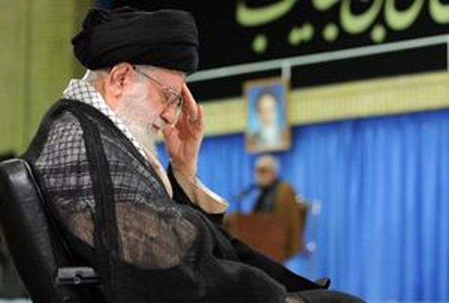 مراسم سوگواری شهادت مولای متقیان امام علی(ع) در حضور رهبر معظم انقلاب