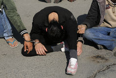 دستگیری سارق ساختمان های نیمه کاره در آمل
