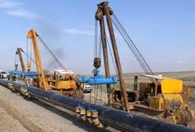 استفاده از تجهیزات داخلی در اجرای پروژه های گاز رسانی