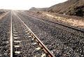 یک هزار و 300 کیلومتر از خط آهن کشور دو خطه می شود
