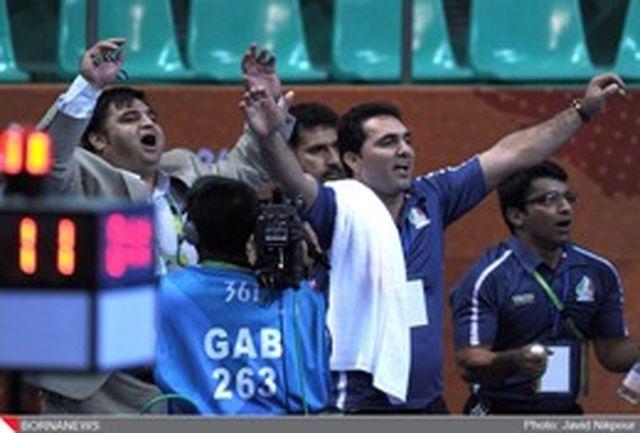باقری: با تیمی کامل در رقابت های قهرمانی آسیا شرکت می کنیم