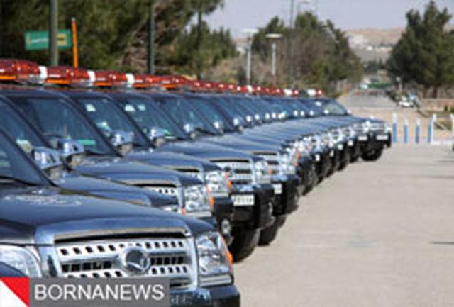 134 نفر با 75 خودرو از تخلفات شهری جلوگیری میكنند