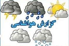 بارش برف از امروز در البرز
